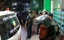 Cảnh sát Đồng Nai phong tỏa một bệnh viện ở Biên Hòa