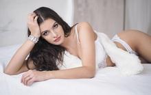 Cận cảnh vẻ đẹp nóng bỏng của tân Hoa hậu Liên lục địa
