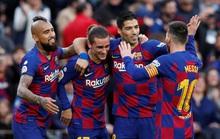 Nhận cúp xuất sắc nhất tháng, Messi lập kỳ tích ghi bàn độc nhất năm