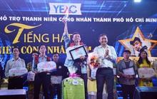 Thí sinh Nguyễn Tấn Hậu đoạt ngôi quán quân tiếng hát công nhân