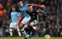 Ngược dòng ngoạn mục, Man City bùng nổ hạ Leicester