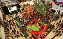 Thị trường tất bật dịp Giáng sinh