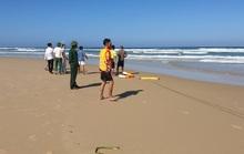 Thi thể du khách người Anh mất tích ở biển Tam Thanh trôi xa 1,5 km