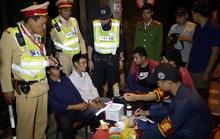 Cảnh sát 113 bắt giữ 2 đối tượng cùng ôtô chở hàng nóng và ma túy