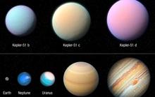 Phát hiện 15 hành tinh lạ y hệt… kẹo bông