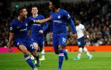 Son Heung-min bị đuổi, Tottenham gục ngã trận derby sân nhà trước Chelsea