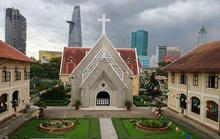 Tu viện và Nhà thờ Thủ Thiêm hơn 160 tuổi được xếp hạng di tích cấp TP HCM