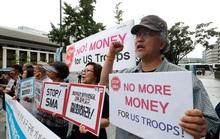 Hàn - Nhật mệt mỏi với gánh nặng lính Mỹ?