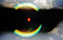 Ngắm nhật thực cuối cùng của thập kỉ bằng kính thiên văn