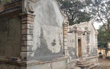 Phát hiện thi thể người ở khu mộ cổ vừa tân trang
