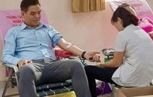 350 CNVC-LĐ tình nguyện hiến máu