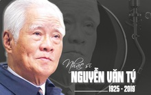 [eMagazine] Vĩnh biệt nhạc sĩ tài hoa Nguyễn Văn Tý