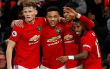 Newcastle dâng bàn thắng, Man United ngược dòng ngoạn mục