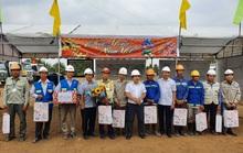 Cao tốc Trung Lương- Mỹ Thuận thi công không nghỉ Tết