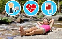 6 điều có thể xảy ra với cơ thể khi bạn ngủ ngoài trời