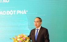 Bí thư Nguyễn Thiện Nhân: Doanh nghiệp chọn TP HCM phát triển công nghệ thông tin là đúng chỗ