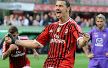 Lão tướng 38 tuổi Ibrahimovic thề giải cứu AC Milan