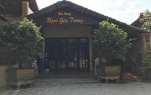 Chủ Gia Trang quán - Tràm Chim Resort vẫn chưa tự nguyện tháo dỡ công trình vi phạm