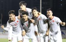 U22 Việt Nam thắng sít sao 1-0 trước Singapore