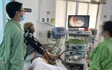 Nam bệnh nhân thoát chết hi hữu khi xuất huyết tiêu hóa máu chảy ồ ạt