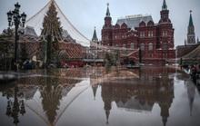 Hiện tượng bí ẩn trăm năm có một khuấy đảo sông Moskva