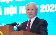 Tổng Bí thư, Chủ tịch nước: Mây đen phủ lên toàn cầu nhưng mặt trời đang tỏa sáng ở Việt Nam
