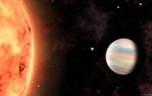 Phát hiện hành tinh khí to gấp 464 lần trái đất