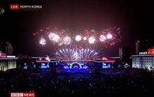 Châu Á đón năm mới đầy tâm trạng