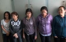Nhóm người bất minh lộ diện ở Bệnh viện Phạm Ngọc Thạch