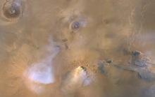 Bí ẩn những ngọn tháp ma cao hàng chục dặm trên Sao Hỏa