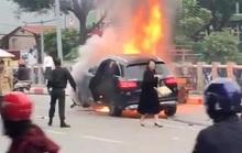 Khởi tố vụ án nữ tài xế xe Mercedes GLC 250 gây tai nạn thảm khốc ở Hà Nội