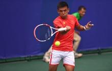 Hoàng Nam - Daniel Cao Nguyễn gặp nhau trận chung kết đơn nam quần vợt