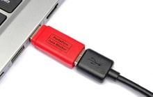 Sử dụng bao cao su USB để tránh mất dữ liệu nơi công cộng
