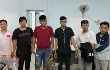 Chân dung nhóm người giả cảnh sát hình sự luôn kè súng vừa sa lưới ở TP HCM