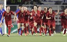 Thắng tuyển Thái Lan 1-0, tuyển nữ Việt Nam bảo vệ thành công HCV SEA Games