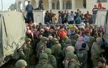 Nga đổ quân vào thành trì cũ của IS sau khi Mỹ rút lui