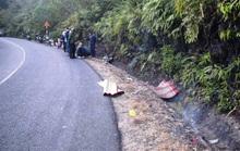 Bắt tài xế xe tải tông chết cán bộ quản lý bảo vệ rừng rồi bỏ trốn