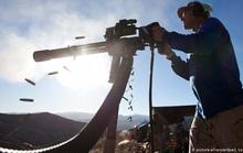 Bán vũ khí: Mỹ vẫn dẫn đầu, Nga sụt giảm