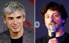 Rời vị trí điều hành, hai người sáng lập Google bỏ túi hơn 1 tỷ USD