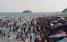 31 du khách lọt vào khu nước xoáy trên biển Vũng Tàu