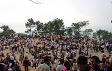 Hàng vạn người náo nức đổ về Hoan Châu đệ nhất danh lam trẩy hội đầu năm