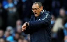 Chelsea thua tan tác, HLV Sarri có 7 ngày cứu ghế