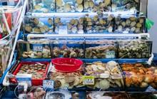 Khám phá khu chợ hải sản lớn nhất Seoul