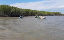 TP HCM: Chìm tàu trên sông Lòng Tàu