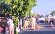 Trên đường đi chợ, người đàn ông bị xe buýt cán tử vong