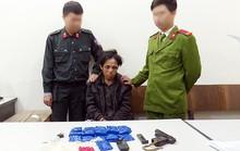 Trung úy công an bị bắn trọng thương khi bắt tội phạm ma túy manh động