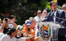 Venezuela: Thủ lĩnh đối lập tuyên bố chỉ thị trực tiếp quân đội mở cửa cho hàng viện trợ