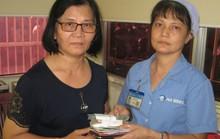 Trả lại hơn 102 triệu đồng cho người bỏ quên tại Bệnh viện Chợ Rẫy