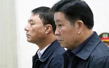 Hai cựu thứ trưởng Bộ Công an kháng cáo