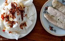 Bánh mướt - đặc sản ít người biết khi đến Nghệ An
